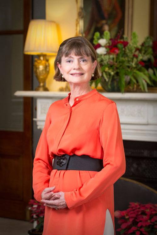 Mrs Kaye de Jersey